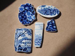 fancy cut ceramics
